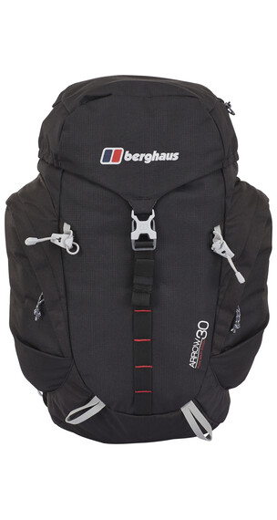 Berghaus Arrow 30 Backpack Black/Extrem Red